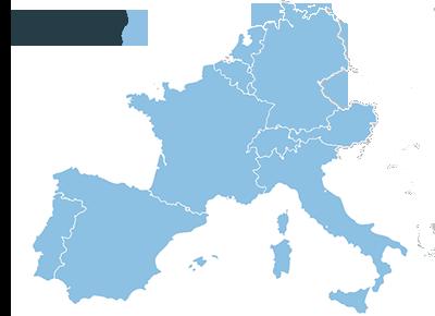 Condizionati in Europa